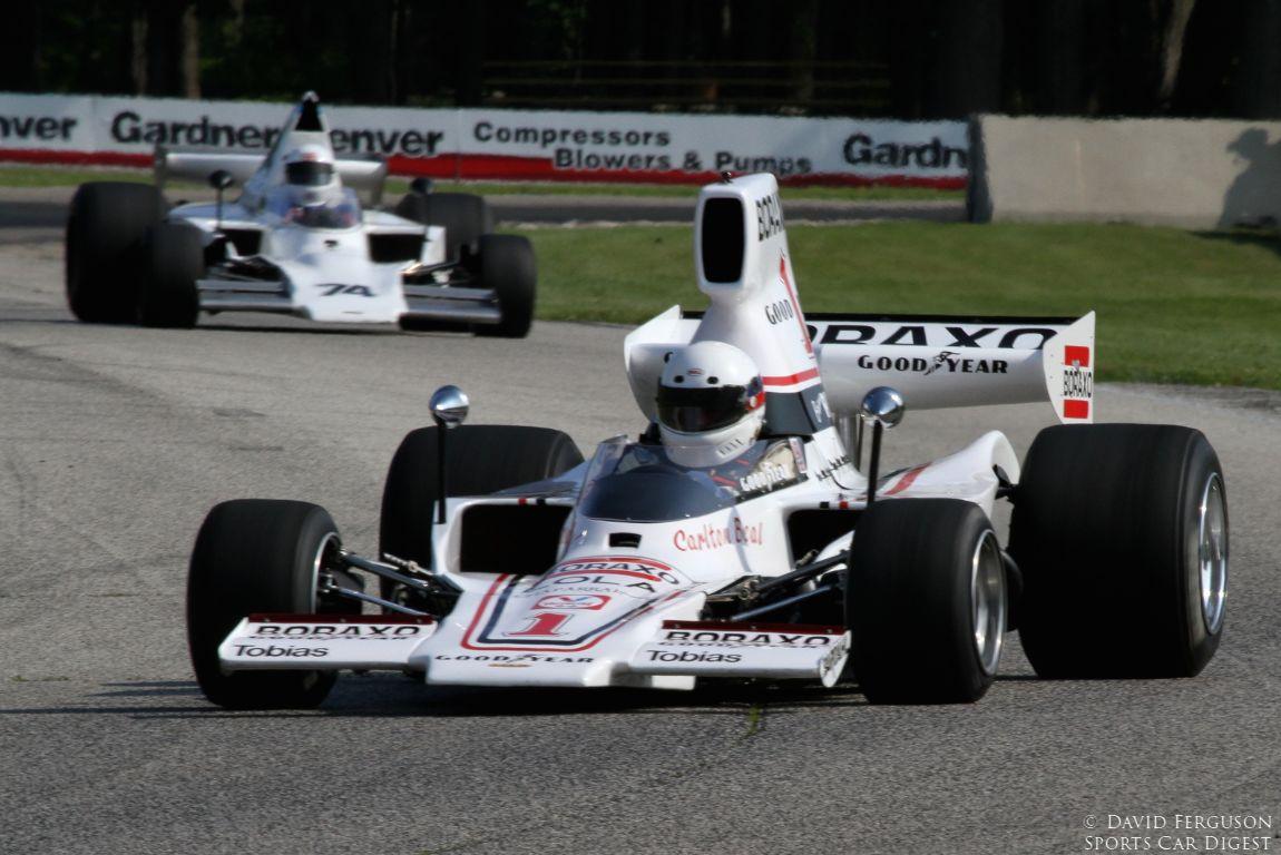 Rick Parsons, 76 Lola T332C