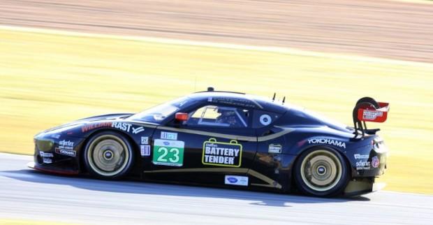 Lotus Evora Cosworth at Petit Le Mans