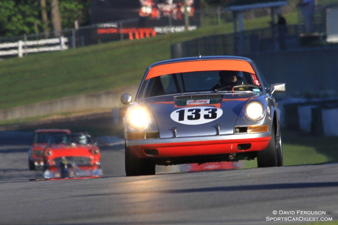 Roy Sanders, 65 Porsche 911
