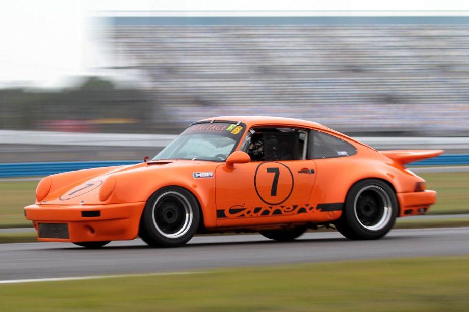 Byron De Foor, 1973 Porsche 911
