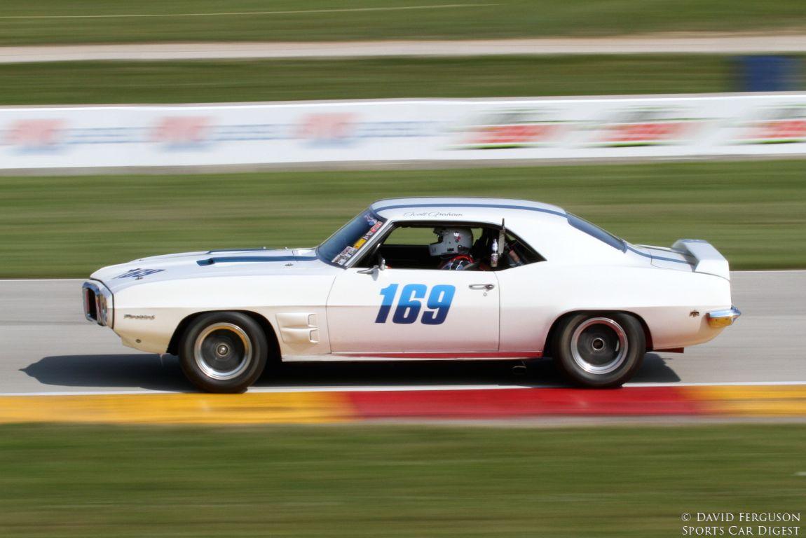 Scott Graham, 69 Pontiac Firebird