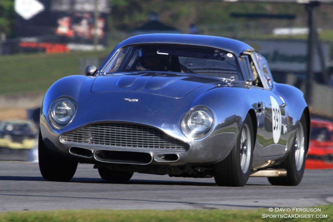 Herb Wetanson, 61 Aston Martin DB4