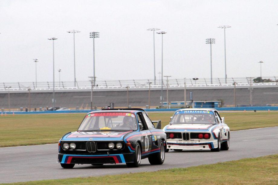 Pair of BMW CSLs