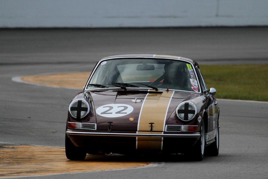 Bob Bailey, 1968 Porsche 911 L