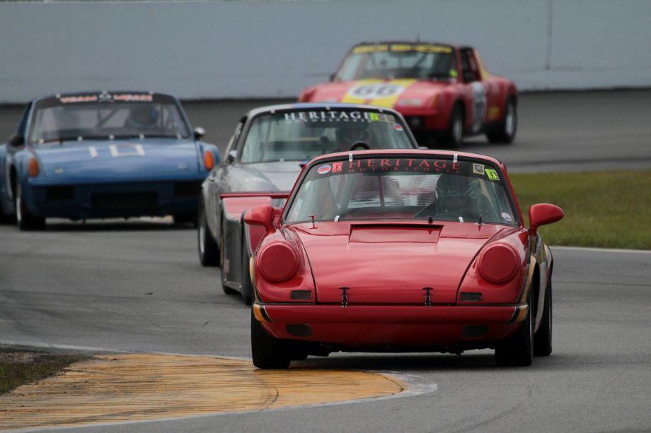 Blake De Foor, 1969 Porsche 911S