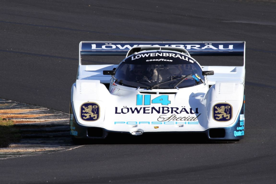 Dan Curry, 85 Porsche 962