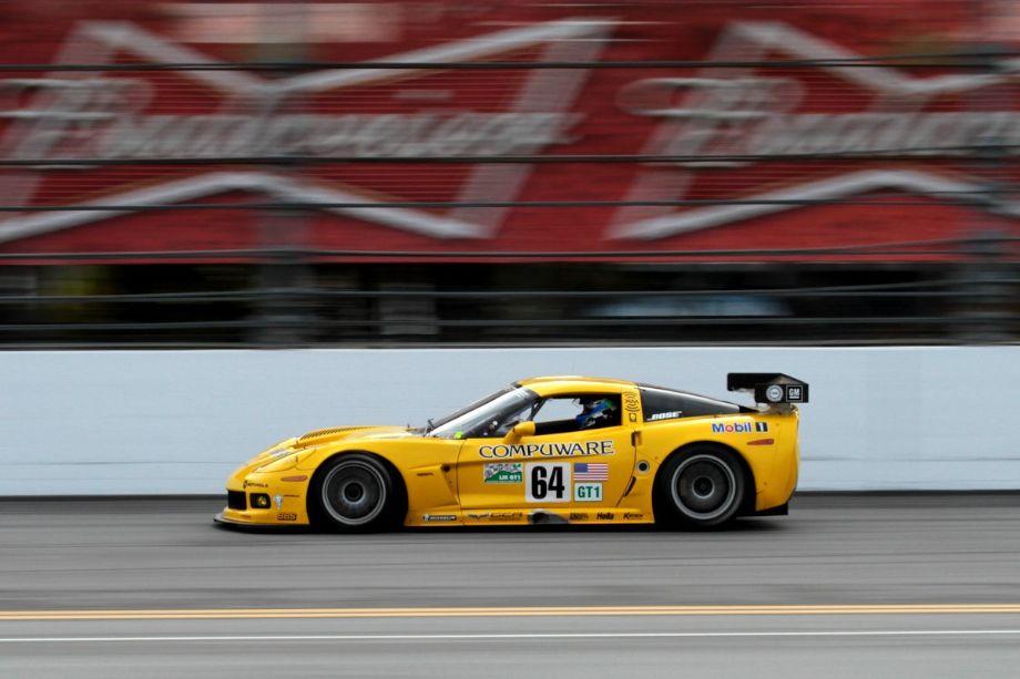 Robert Bain, 2004 Corvette C6R