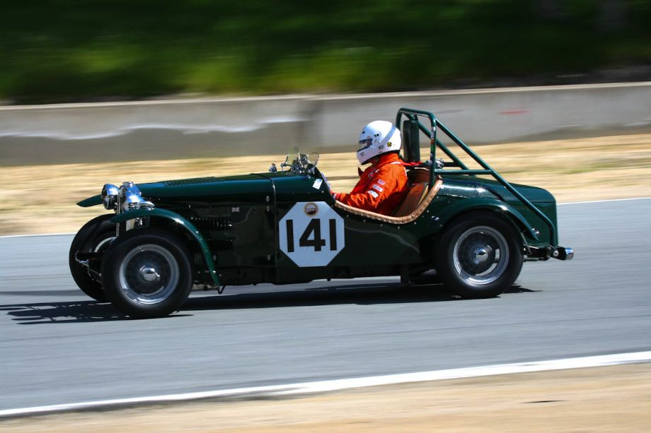 1952 MG TD Special