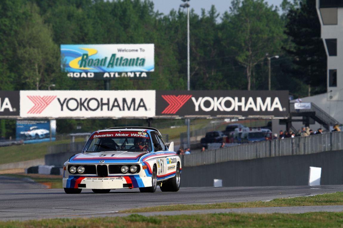 Scott Hughes, 73 BMW CSL