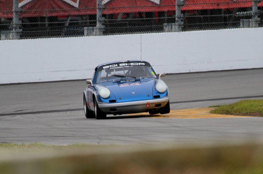 Ronnie Randall, 1966 Porsche 911