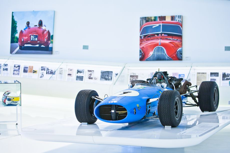 1967 Cooper-Maserati T81