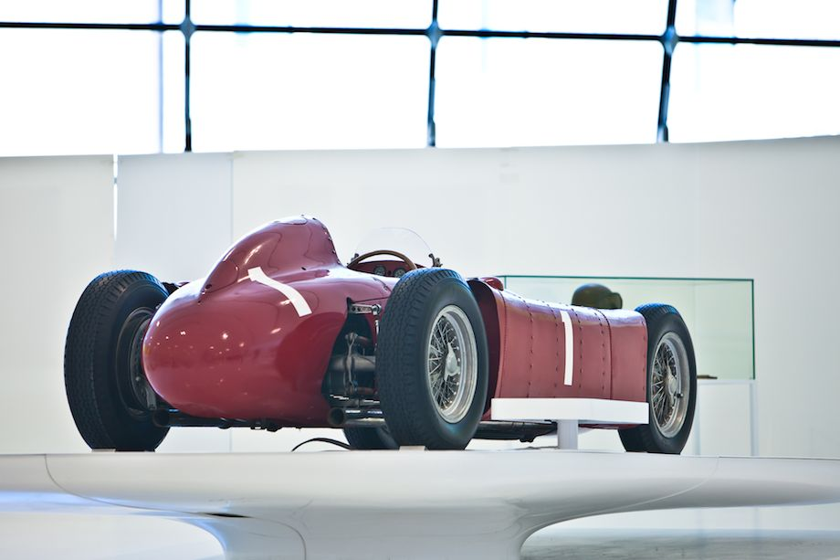 Ex-Juan Manuel Fangio World Championship winning 1956 Lancia Ferrari D50