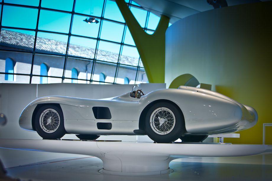 1954 Mercedes-Benz W196