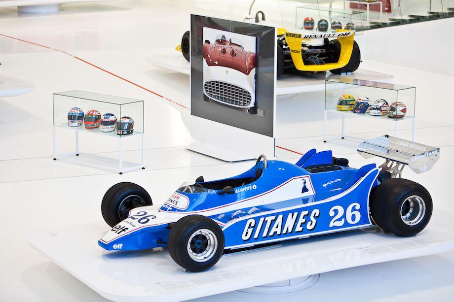 1979 Ligier JS 11
