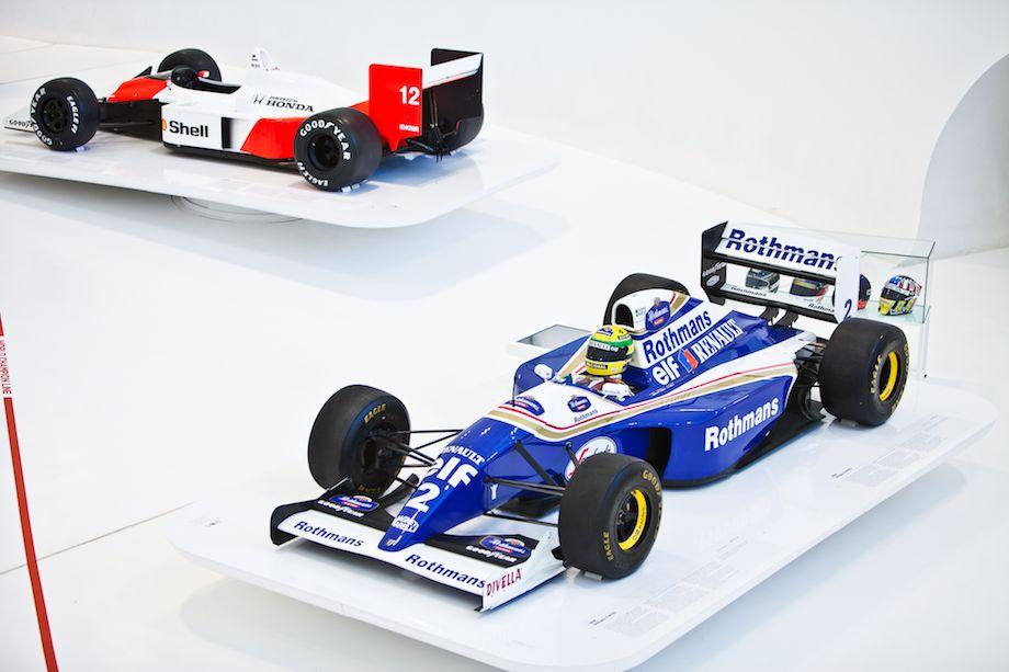 1994 Williams FW15 D