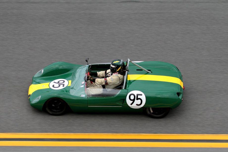 Robert Boller, 1963 Lotus 23b