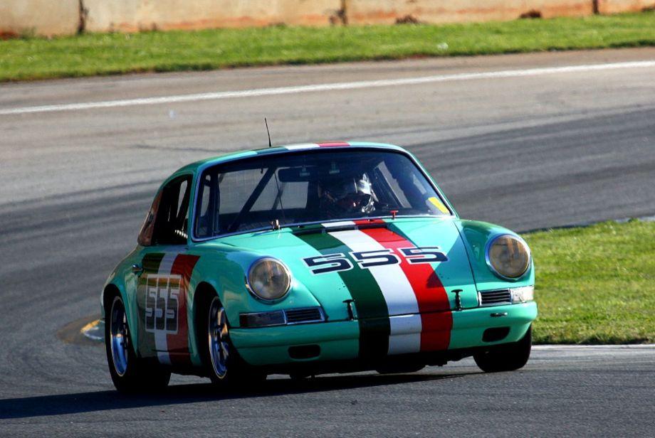 Byron De Foors. 68 Porsche 911S