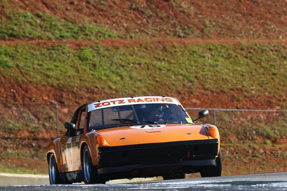 Danny Burnstein. 70 Porsche 914/6