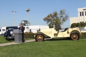 1935 Duesenberg JN and a 1914 Marmon