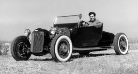Isky 1924 Model T Roadster