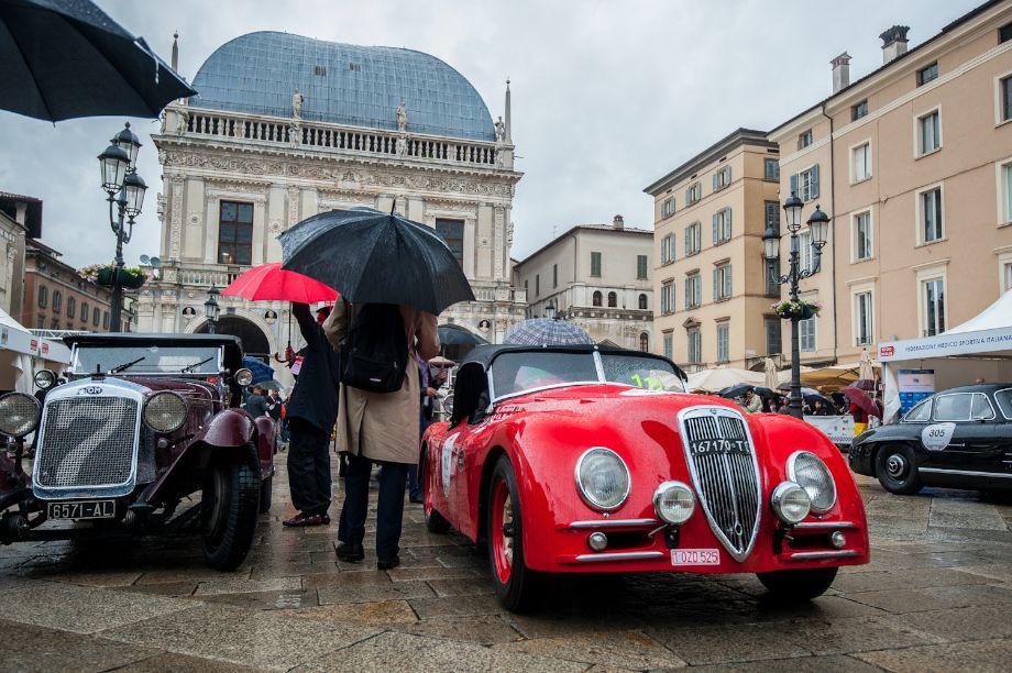 1937 Lancia Aprilia 1350 Sport