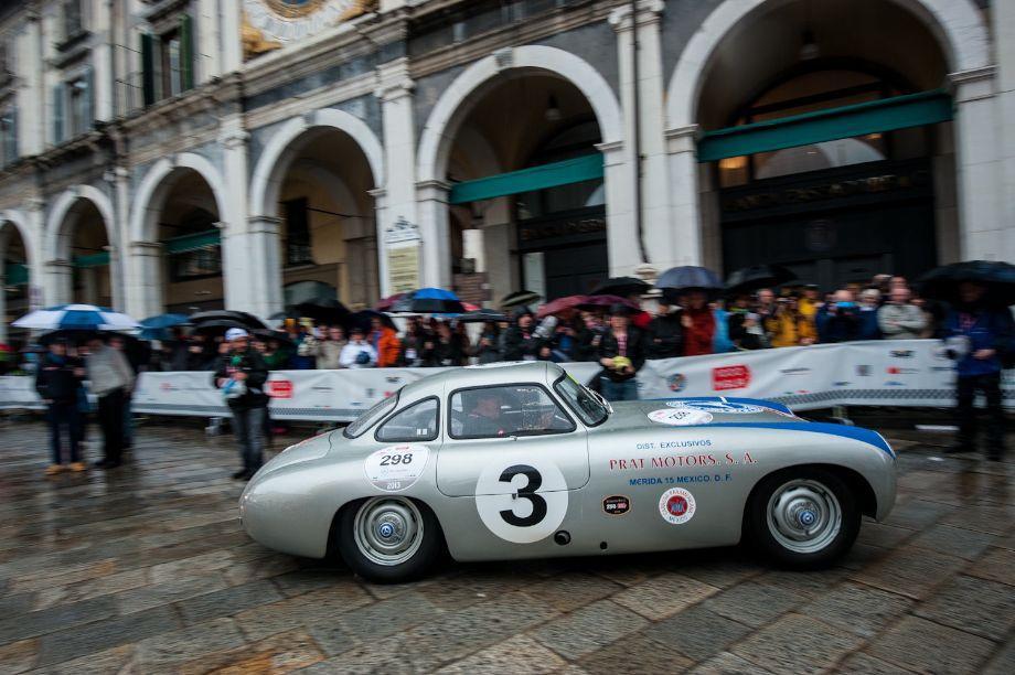 1952 Mercedes-Benz 300 SL W194 Carrera Panamericana