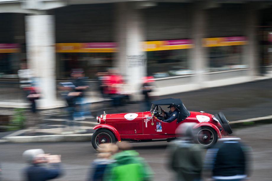 1928 Alfa Romeo 6C 1500 MMS