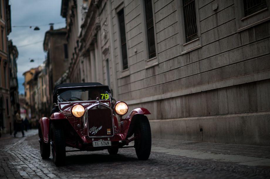 1932 Alfa Romeo 6C 1750 Gran Sport