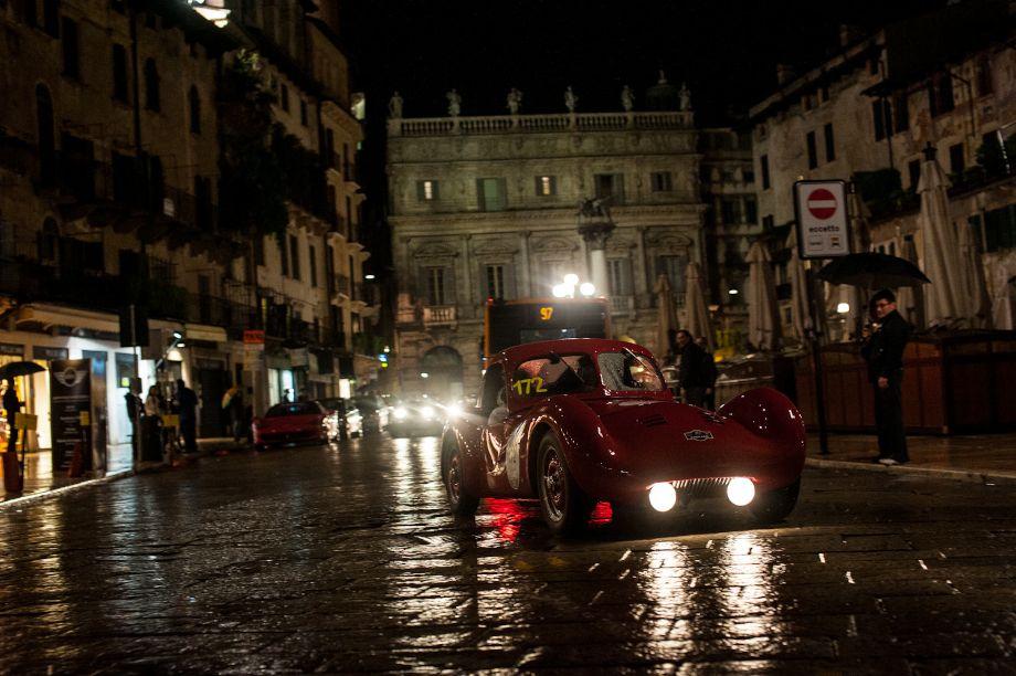 1947 Fiat Rovelli Spider Hardtop