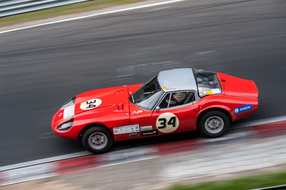1964 Marcos 1800 GT
