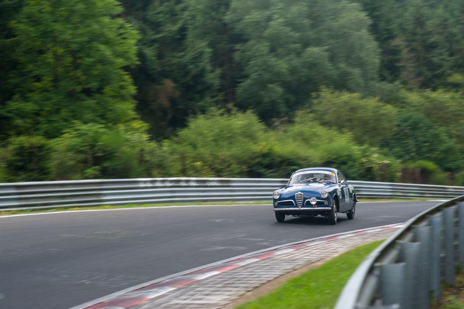 1957 Alfa Romeo Giulietta Sprint Veloce Allegeritta