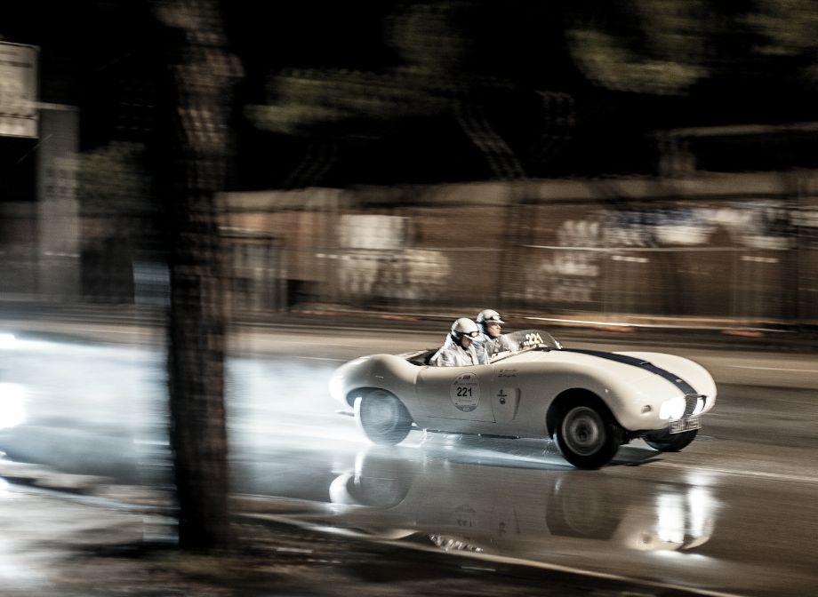 1954 Arnolt Bristol Bolide Deluxe