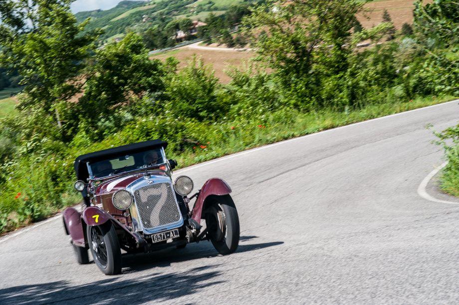 1930 OM 665 SS MM