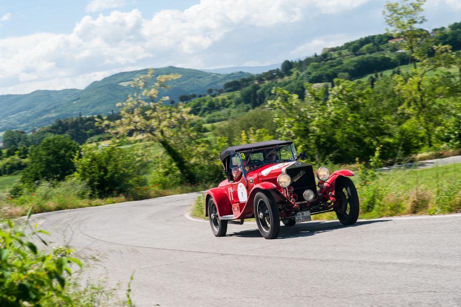 1927 OM 665 Superba MM