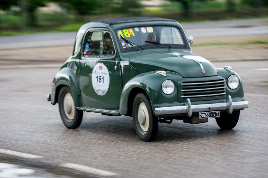 1951 Fiat 500 C Topolino