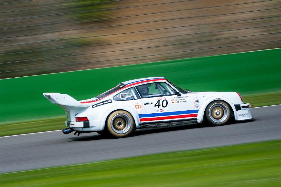 1976 Porsche 934.5