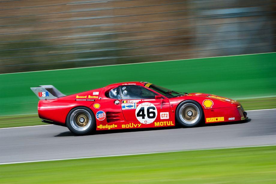 1979 Ferrari 512 BB LM