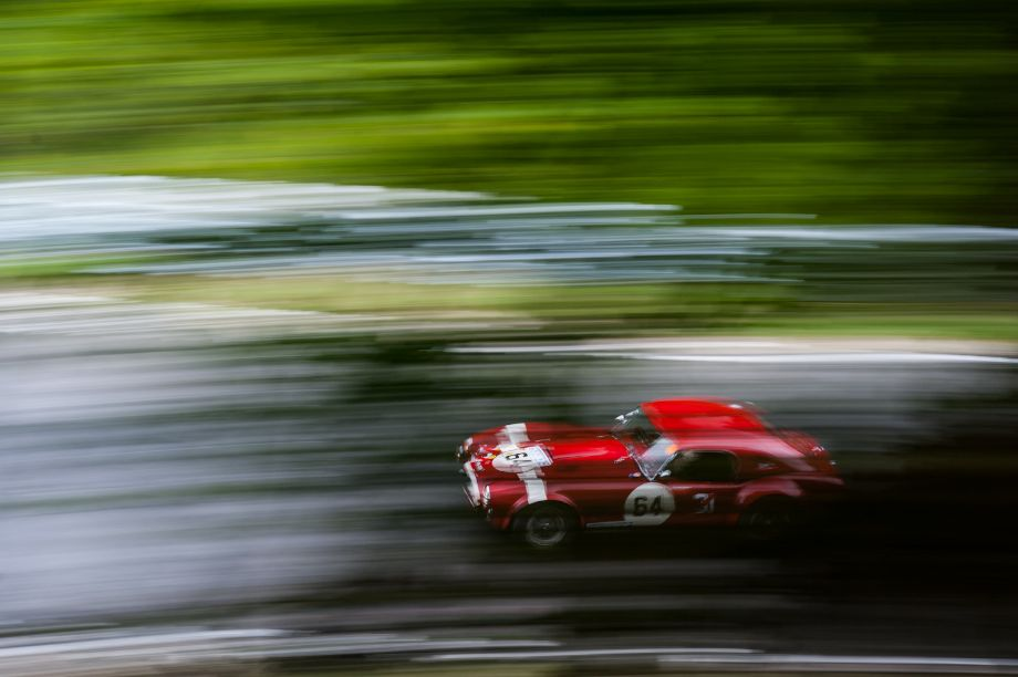 1965 AC Cobra 289 at Oldtimer Grand Prix (photo: Julien Mahiels)