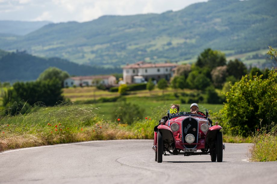 1934 Fiat 508 S Sport