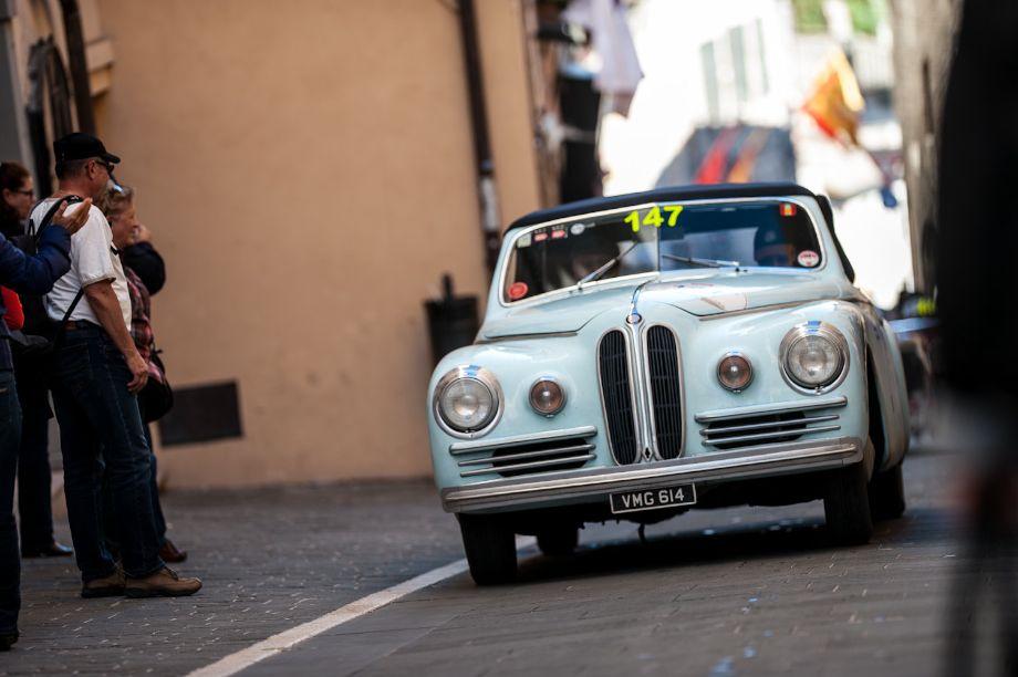 1949 Bristol 400 Farina