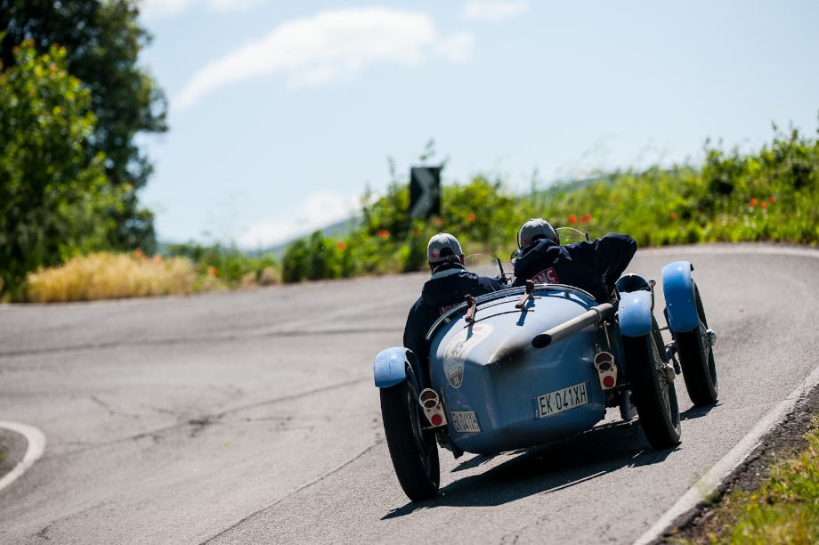 1927 BNC 527 Gran Sport Monza