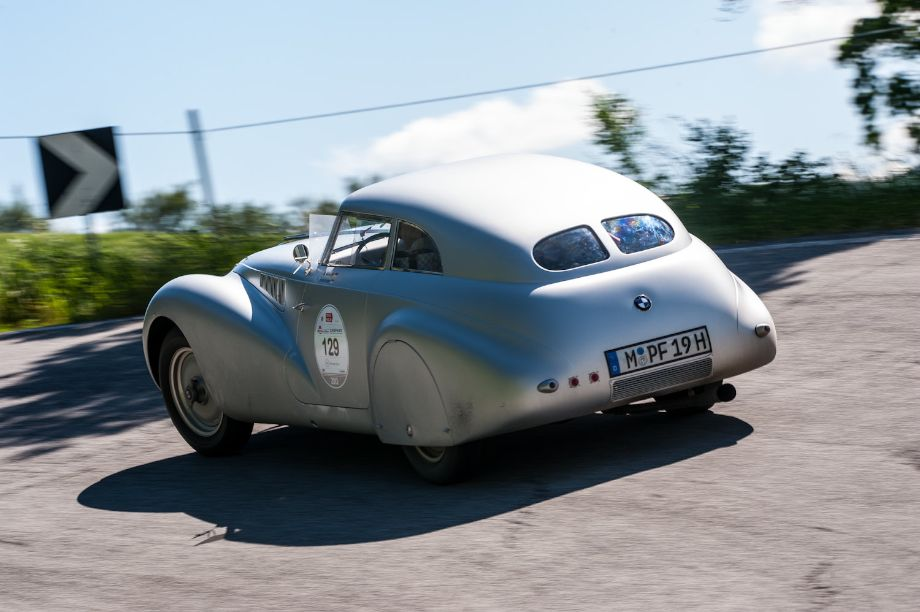 BMW 328 Kamm Coupe Replica