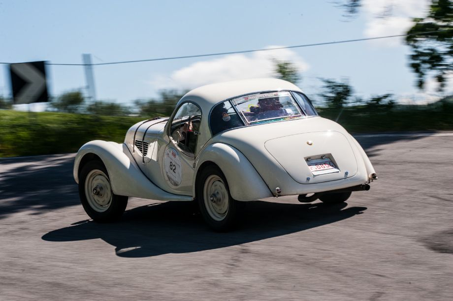1937 BMW 328 Coupe