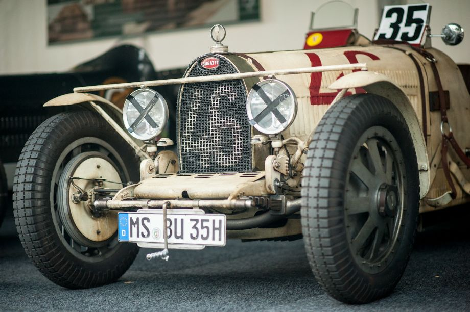 1927 Bugatti Type 35 C