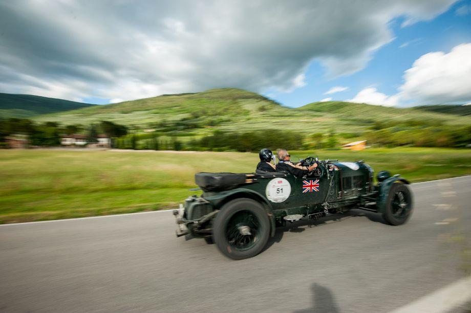 1929 Bentley 4 1/2 Litre
