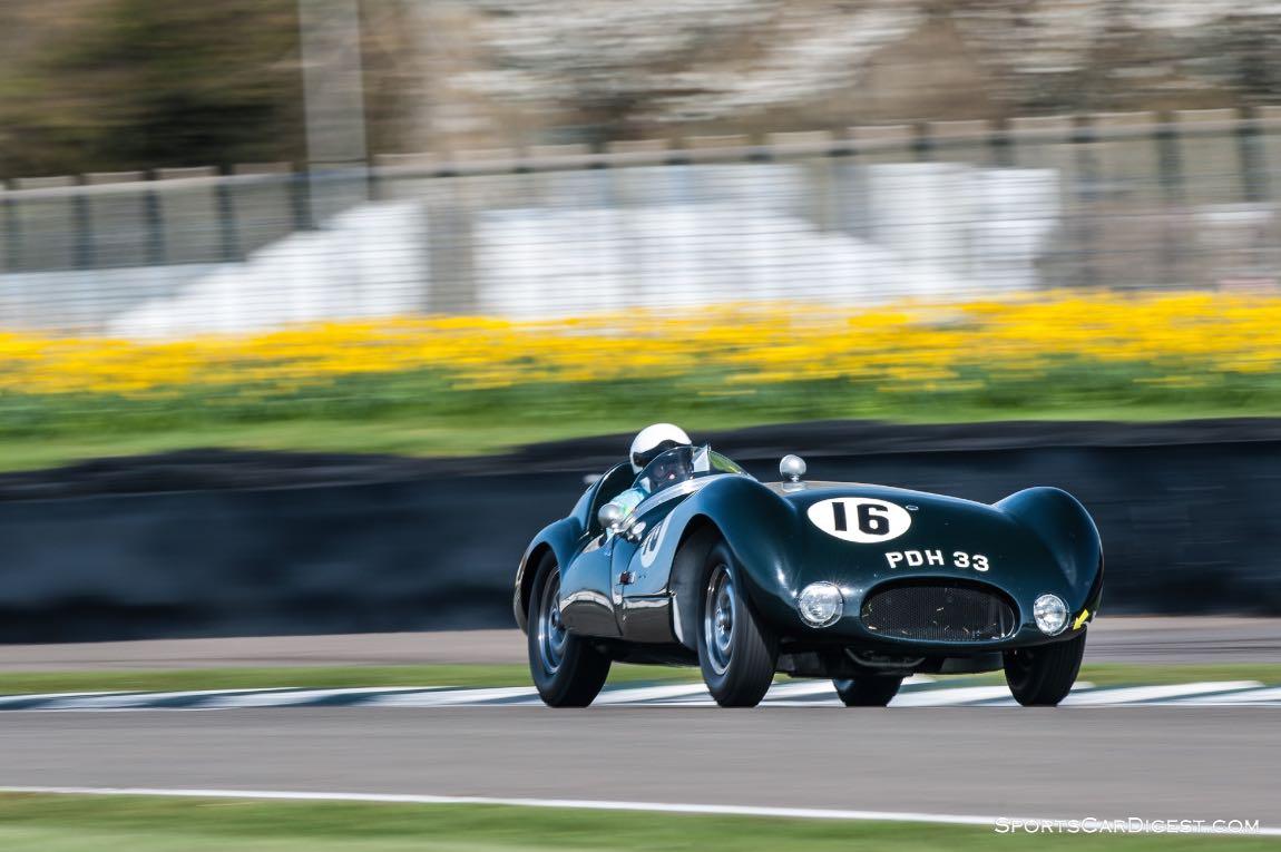 1954 Cooper-Jaguar T33