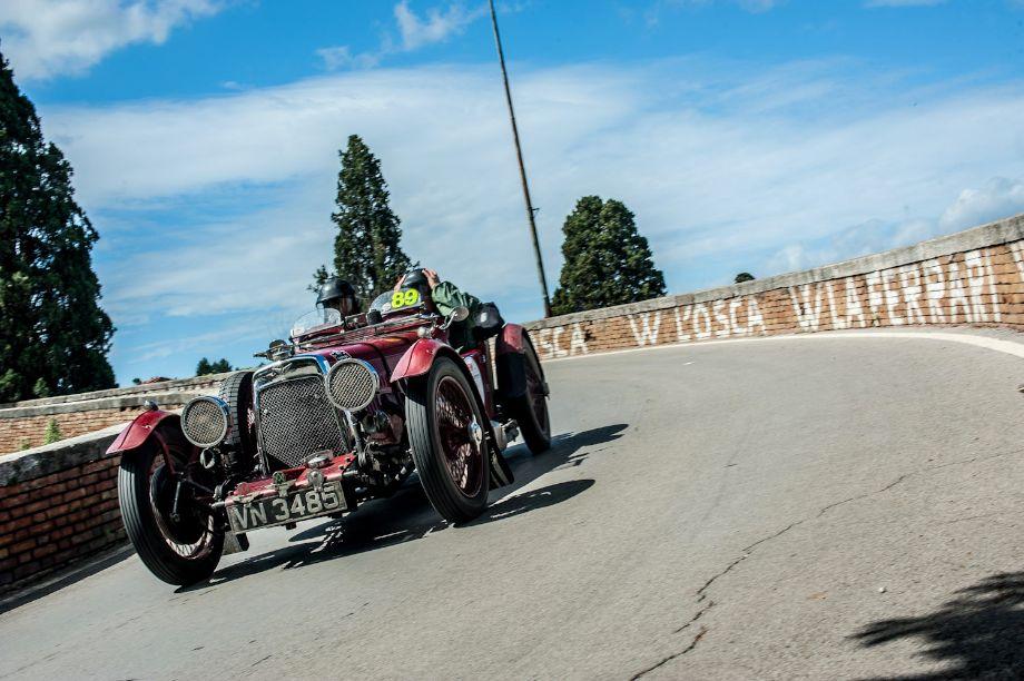 1931 Aston Martin International Le Mans
