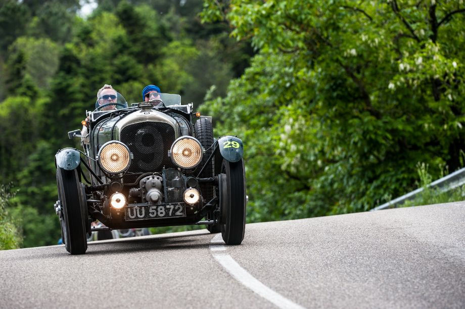 1929 Bentley 4 1/2 Litre Supercharged