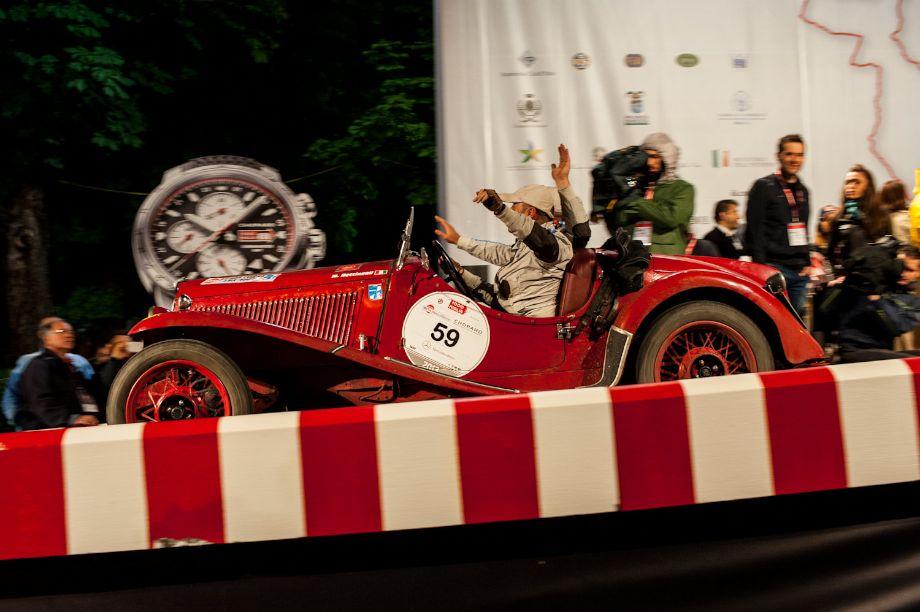 1934 Fiat 508 S Coppa d'Oro