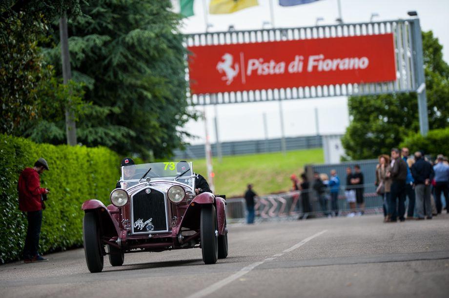 1933 Alfa Romeo 6C 1500 Gran Sport